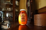 Honey:2lb Queen Line Jar
