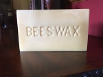 Beeswax 1 lb Block