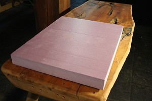 Top Insulation Board